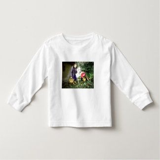 We are young forever toddler t-shirt
