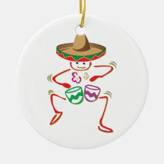 We B Jamin Ceramic Ornament