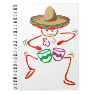 We B Jamin Notebook