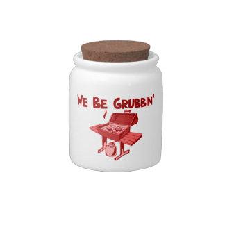 We Be Grubbin' Candy Dish