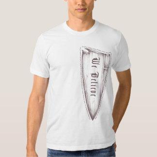 We Believe .. In being Honest ... Shirts