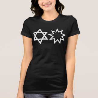 We Believe We Are One - Judaism Bahai - TShirt