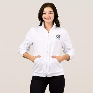 We Believe Women's Fleece Zip Jog Jacket