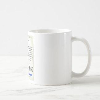 We BROKE that! Coffee Mugs