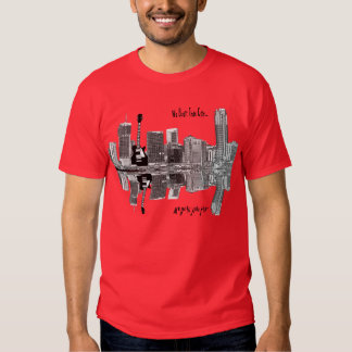 WE BUILT THIS CITY T-SHIRT
