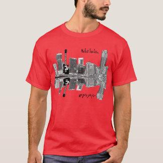 WE BUILT THIS CITY T-Shirt