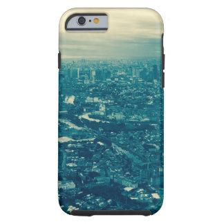 We Built This City Tough iPhone 6 Case