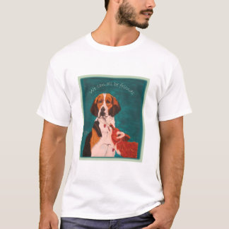 We Can All Be Friends EDUN LIVE Eve white T-Shirt