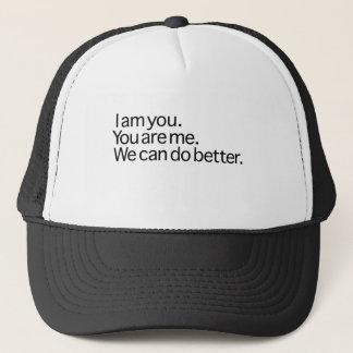 We Can Do Better Trucker Hat