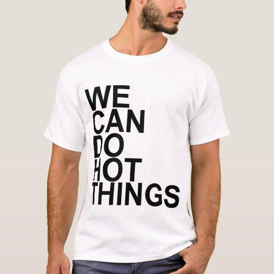 We Can Do Hard Things Shirt