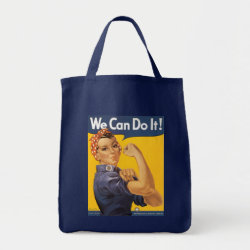 We Can Do It! - Canvas Bag