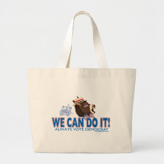 We Can Do It Donkey Bag