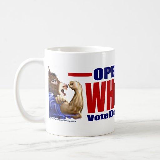 We Can Do It Donkey Mug