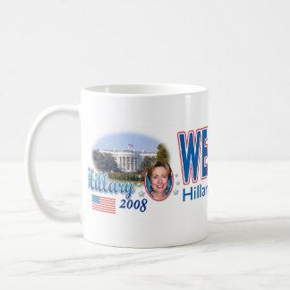 We Can Do It! Hillary Clinton For President Mug
