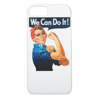 We Can Do It! iPhone 8/7 Case