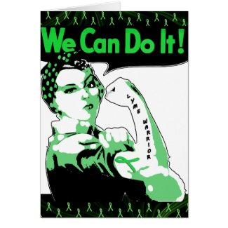 We Can Do It, Lyme Diseaese Warrior Card