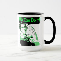 We Can Do It, Lyme Disease Warrior Coffee Cup