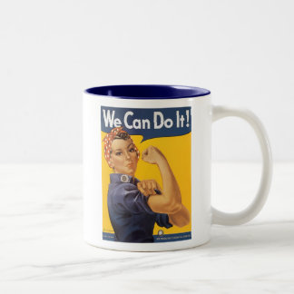 We Can Do It - Mug