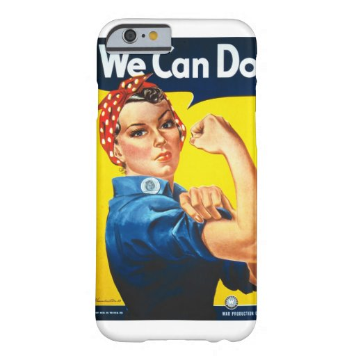 We_Can_Do_It_Propaganda poster Barely There iPhone 6 Case