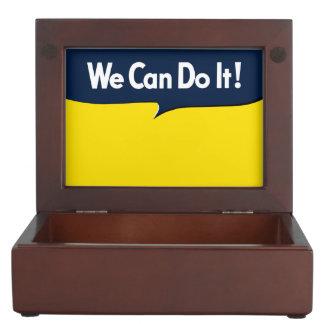 We Can Do it Rosie Headline Memory Box
