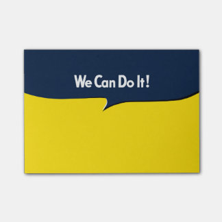 We Can Do it Rosie Post-it® Notes