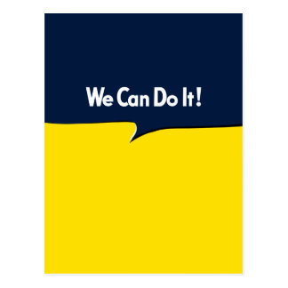 We Can Do it Rosie Postcard