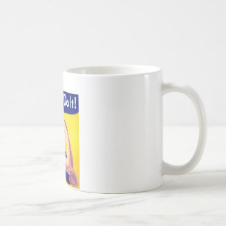 We Can Do It Rosie the Riveter Coffee Mug