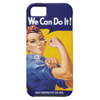 We Can Do It! Rosie the Riveter Custom Case