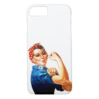 We Can Do It Rosie the Riveter iPhone 8/7 Case