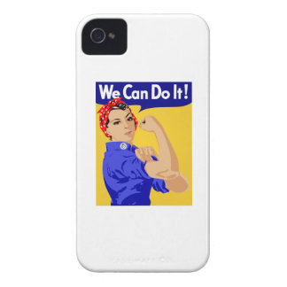 We Can Do It! Rosie The Riveter WWII Poster Blackberry Bold Cover