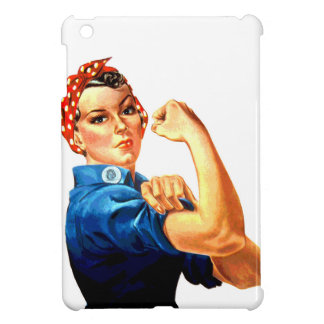 We Can Do It Rosie the Riveter WWII Propaganda Case For The iPad Mini