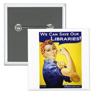 We can do it square badge button