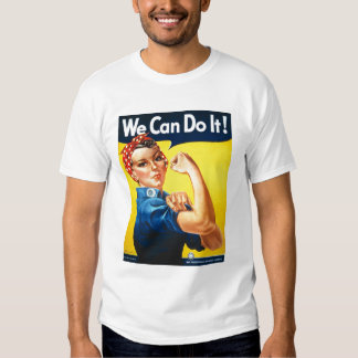 We_Can_Do_It! T Shirt