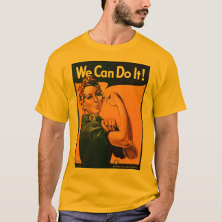 WE CAN DO IT! Tee