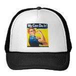 We Can Do It Trucker Hat