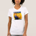 We Can Do It! Vintage Rosie the Riveter Tee Shirts