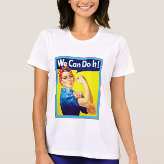 We Can Do It! ~ Vintage T-Shirt