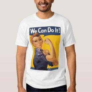 We Can Do It World War II Shirt
