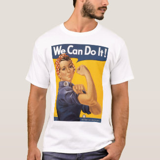 We Can Do It World War II T-Shirt