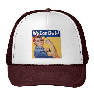 We Can Do It! - WW2 Trucker Hat