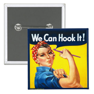 We Can Hook It! - button