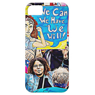 """""""We Can, We Have, We Will"""" March for Women Case"""