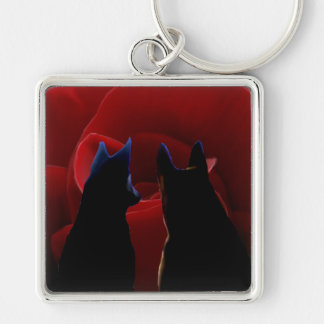 We Come As A Pair Keychain