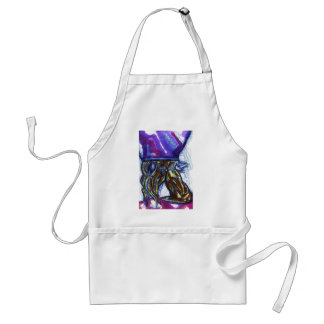 We Come From Other Worlds Adult Apron