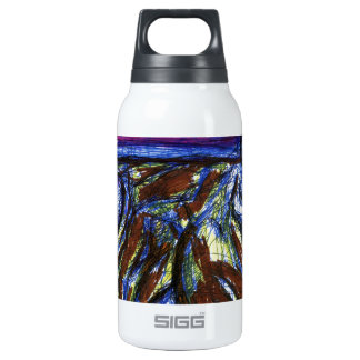 We Come From Other Worlds Insulated Water Bottle