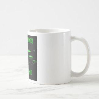 We Come in Peace Mug