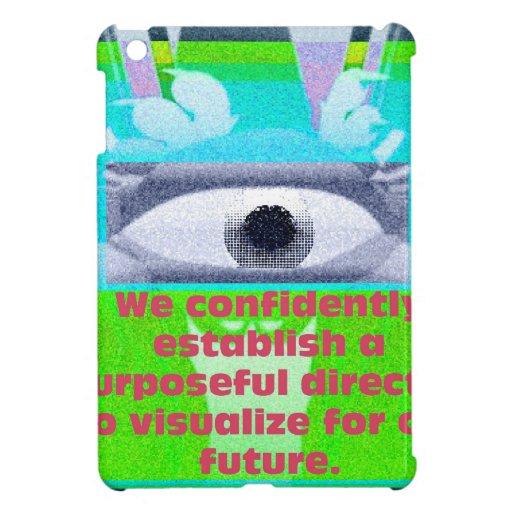 We confidently establish a purposeful direction case for the iPad mini