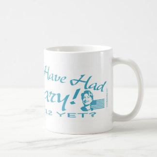 We could have had Hillary Coffee Mug