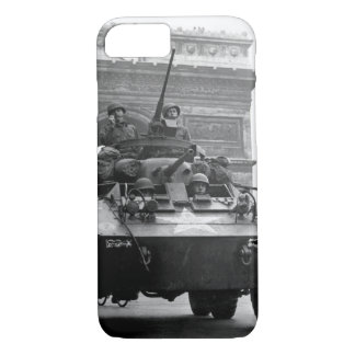 """""""We couldn't stick around long_War image iPhone 8/7 Case"""