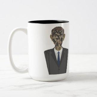 We Crawl All Over You Two-Tone Coffee Mug